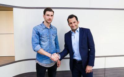 Leon Goretzka a decis să rămână în Bundesliga și a semnat cu Bayern Munchen