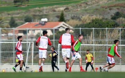 Dinamo București câștigă categoric primul amical al iernii