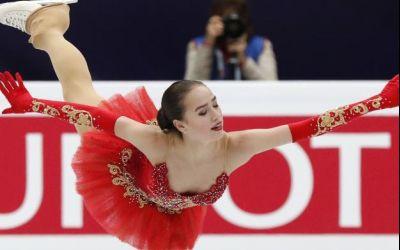 Alina Zagitova, de doar 15 ani, este noua campioană a Europei la patinaj artistic