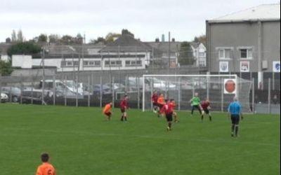 """VIDEO / La 13 ani, un puști irlandez a marcat cu execuția """"scorpionului"""""""