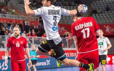 Audiențe remarcabile pentru Europeanul de handbal masculin în Germania și Franța
