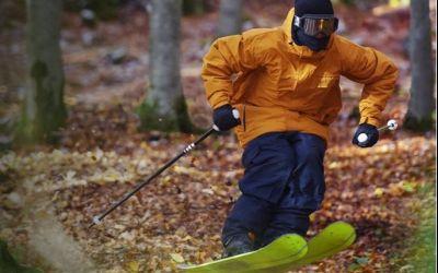 VIDEO / Candide Thovex și dovada că nu e nevoie de zăpadă pentru a schia