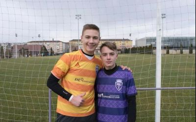 Talent de export. Interviu exclusiv cu portarul Alexandru Borbei (ASU Poli Timișoara)