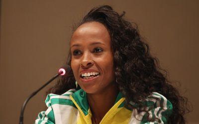 Dubla campioană olimpică Meseret Defar va debuta în cursele de maraton