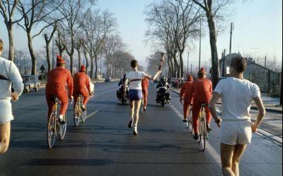 Inedit / Torța Jocurilor Olimpice din 1968 a fost vândută la licitație