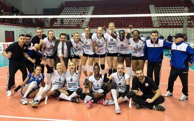 CSM Târgoviște, victorie în turul optimilor din Challenge Cup