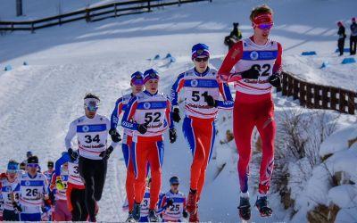 Rușii au dominat Mondialele de triatlon de iarnă. Rezultatele sportivilor români