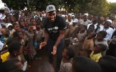 Judoka Teddy Riner a devenit ambasador UNICEF