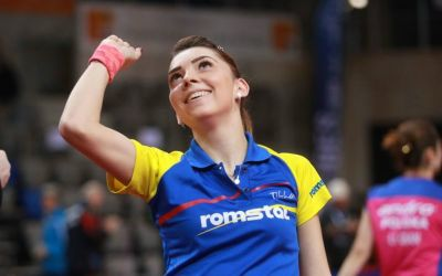 Fetele noastre, tot cele mai bune! Szocs campioană și Samara locul trei la Europe Top 16 Cup