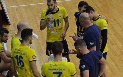 Municipal Zalău a câştigat duelul cu Arcada Galaţi în ultimul meci al etapei