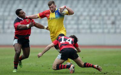 România, succes categoric cu Germania în primul meci din returul Rugby Europe Championship