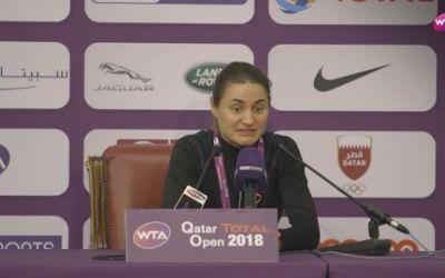 VIDEO / Monica Niculescu: Cheia a fost că am înțeles bine jocul Șarapovei