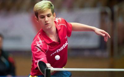 Cristian Pletea și Andreea Dragoman s-au calificat la Jocurile Olimpice de Tineret