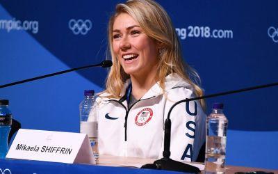 Mikaela Shiffrin, campioană olimpică la slalom uriaș
