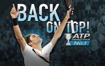 Roger Federer va deveni cel mai vârstnic lider mondial din istorie
