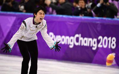 Japonezul Yuzuru Hanyu, campion olimpic la patinaj artistic