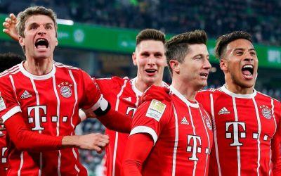 Bundesliga: Bayern Munchen obține o victorie la limită pe terenul lui Wolfsburg, iar Schalke câștigă cu Hoffenheim