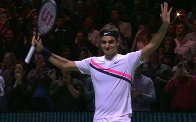 Roger Federer, victorie fulgerătoare în finala de la Rotterdam