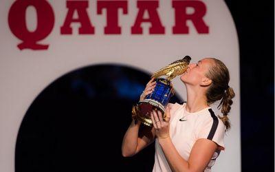Petra Kvitova a câștigat turneul de la Doha și revine în Top 10 WTA