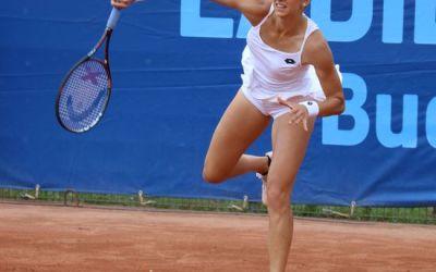 Nou record la serviciu în circuitul WTA! Georgina Garcia Perez a doborât performanţa lui Lisicki