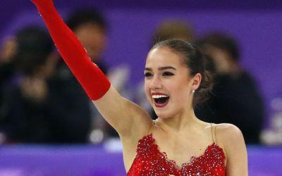 Alina Zagitova a devenit campioană olimpică la patinaj artistic la doar 15 ani