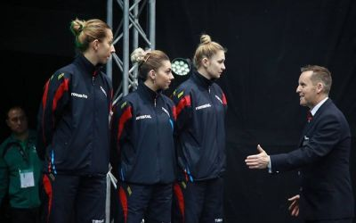 Naționala feminină de tenis de masă a României, eliminată în sferturile Cupei Mondiale