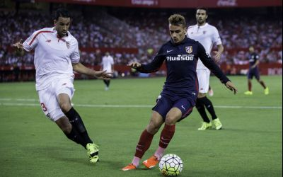 Atletico Madrid, succes categoric pe terenul Sevillei. Toate rezultatele din LaLiga