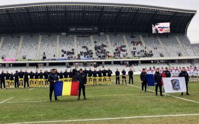 Naționala de rugby a României a învins Rusia