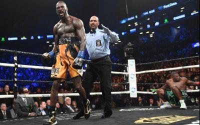 Deontay Wilder şi-a apărat cu success centura WBC la categoria grea