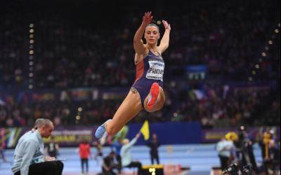 Ivana Spanovic este noua campioană mondială la săritura în lungime. Alina Rotaru s-a clasat pe 9