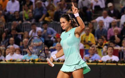 Quasi più facile, Monica! Niculescu trece rapid pe tabloul principal de la Indian Wells
