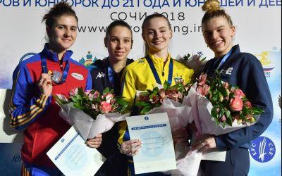 Scrimă: Alexandra Predescu a devenit vicecampioană europeană la junioare