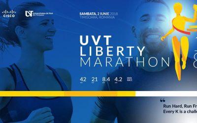 Liberty Maraton, primul maraton organizat de o universitate în România