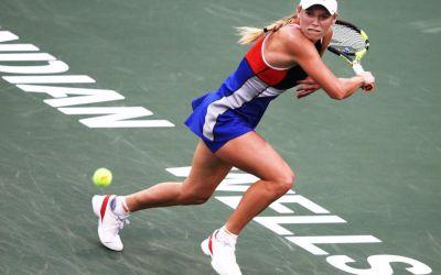 Wozniacki, eliminată la Indian Wells. Halep rămâne pe primul loc