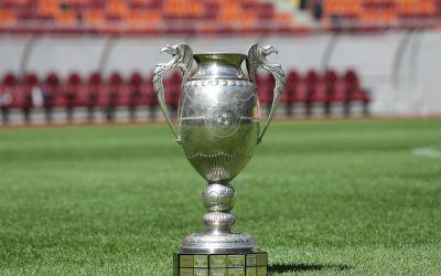 S-au stabilit semifinalele din Cupa României
