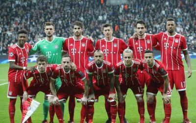 Seriozitate nemțească. Bayern câștigă  returul cu Beșiktaș și se califică în sferturile Ligii Campionilor