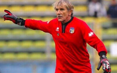 Un fost portar în Serie A își reia cariera la 75 de ani