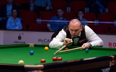 Marc Selby, principalul favorit de la Romanian Snooker Masters, eliminat încă din prima rundă