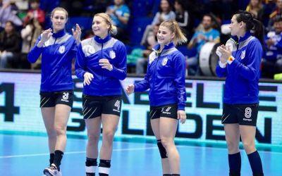CSM București a trecut fără probleme de CSM Bistrița în campionat