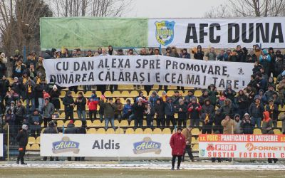 Liga 2: Dunărea Călărași face încă un pas spre Liga 1. FC Argeș învinge Ripensia, iar UTA ia un punct la Balotești