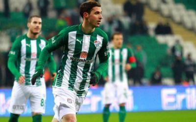 VIDEO / Bogdan Stanciu i-a adus victoria lui Bursaspor în campionatul Turciei