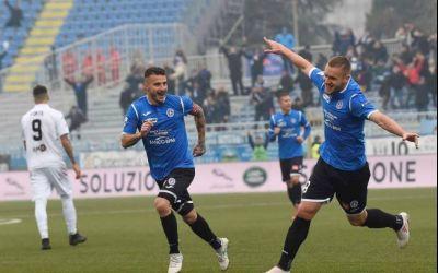 VIDEO / George Pușcaș a ajuns la 7 goluri în 8 meciuri în Serie B