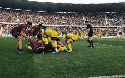 Naționala de rugby a României s-a calificat la Cupa Mondială și va deschide competiția