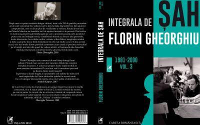 MMI Florin Gheorghiu a lansat o nouă carte despre șah