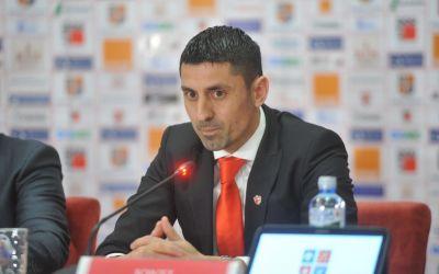 Ionel Dănciulescu este noul director general al lui Dinamo