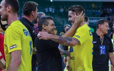 40 de handbaliști au fost convocați de Xavi Pascual pentru un stagiu de pregătire la Cluj-Napoca