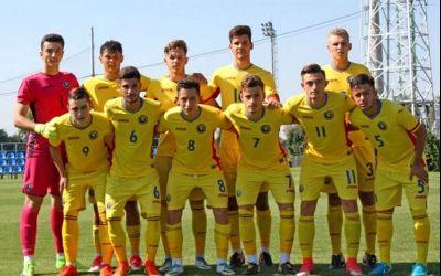 VIDEO/ Așa ar trebui să arate viitorul. România-Serbia 4-0, la U19