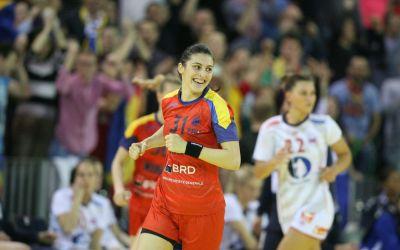 Mădălina Zamfirescu și-a prelungit contractul cu Debrecen