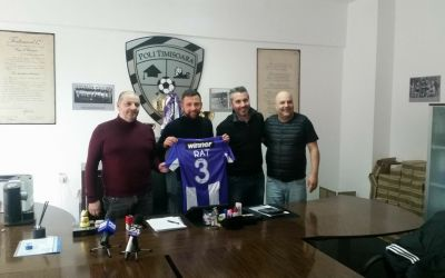 Răzvan Raț s-a întors în Liga I. Va juca la ACS Poli Timișoara