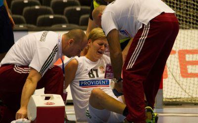 O nouă pierdere importantă pentru Gyor. Zsuzsanna Tomori s-a accidentat grav la genunchi
